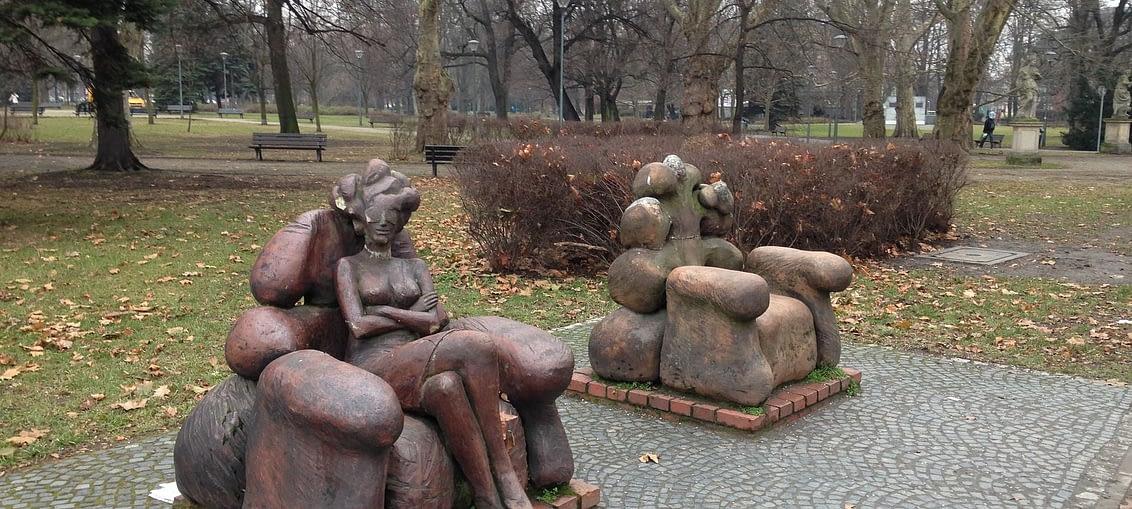 Pomnik we Wrocławiu