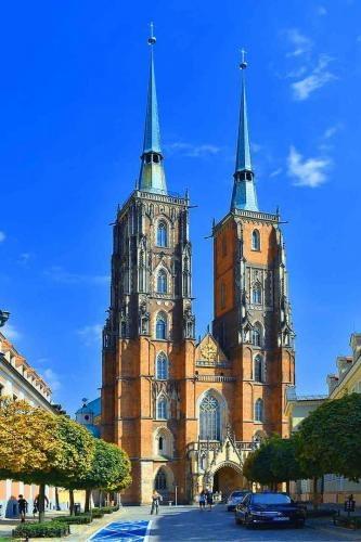 katedra na ostrowiu