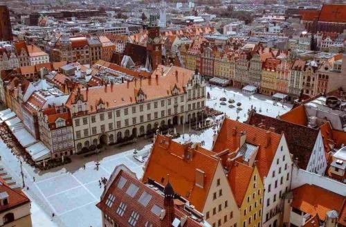 dachy na rynku