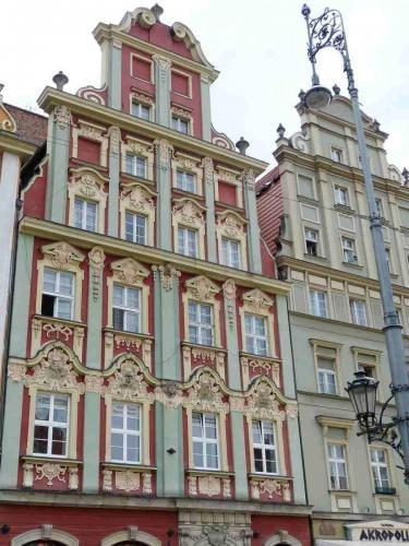fasada we wrocławiu